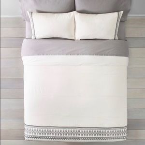 Hearth & Hand with Magnolia duvet cover